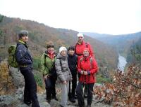 Vyhlídka nad údolím Jihlavy