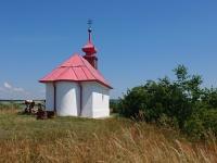 kaple Pnanny Marie Sněžné na Santonu